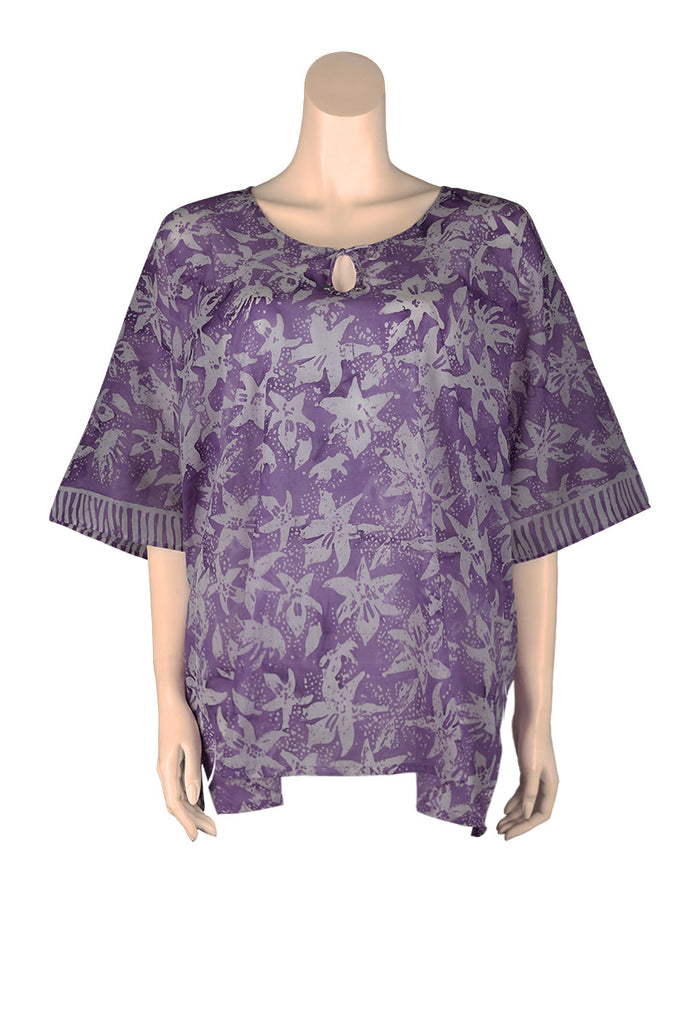 Kaftan Butterfly Cotton Batik