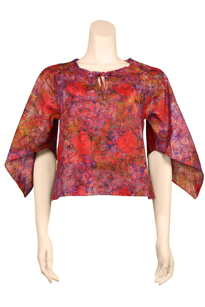 Blouse Cotton Batik