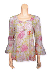 Blouse Printed Cotton