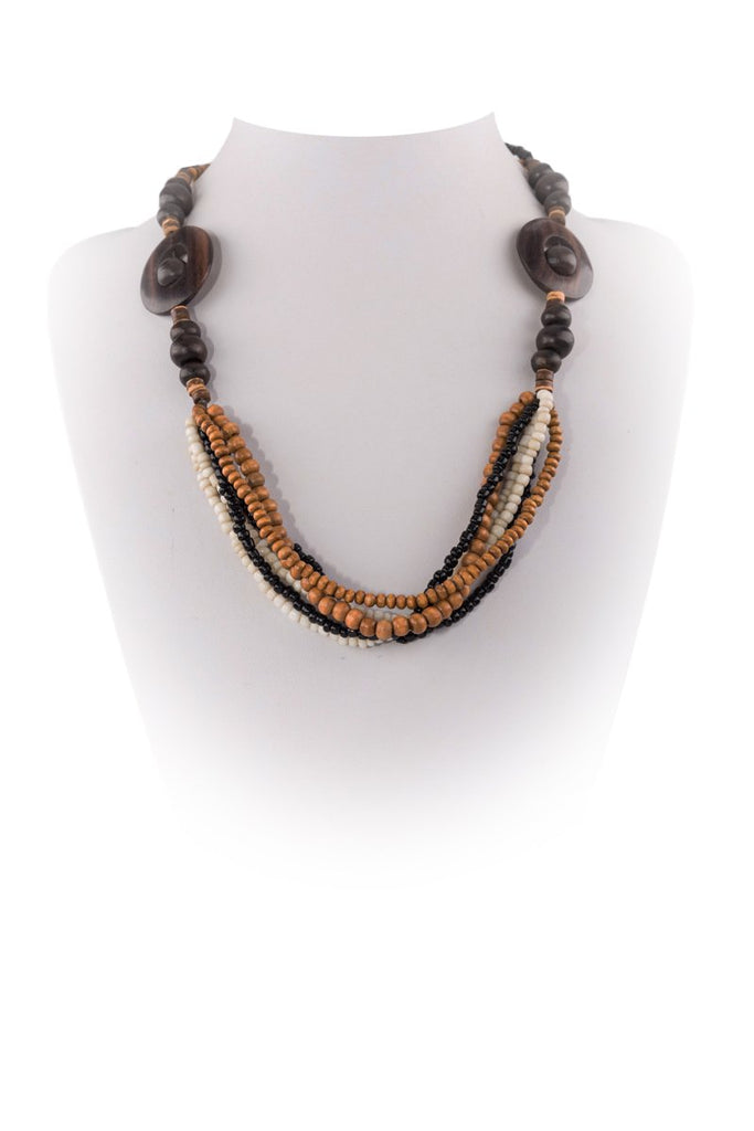 Multi Strands Necklace