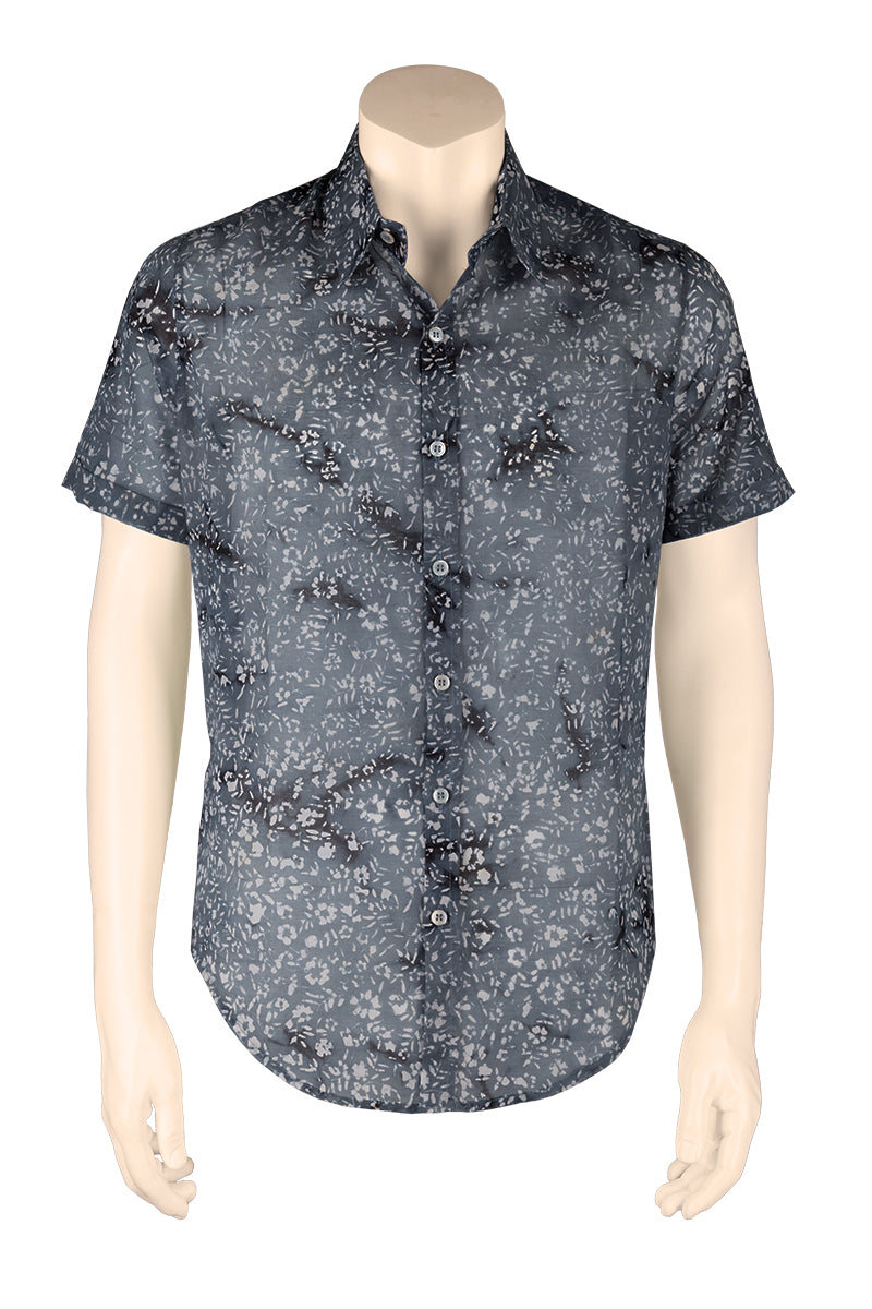 Batik Men Shirt Cotton