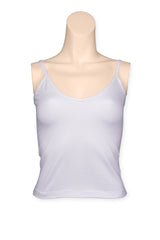 Sleeveless Top Cotton