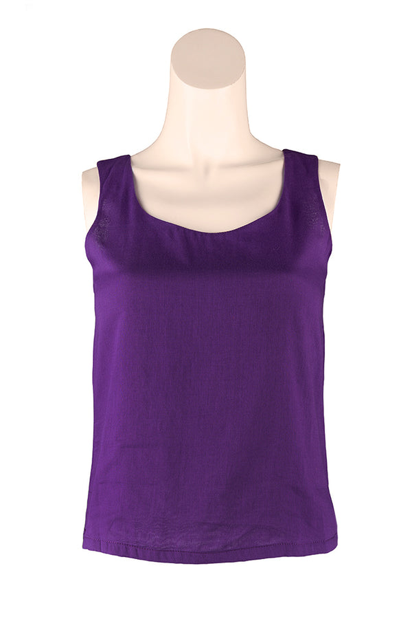 Basic Tank Top Cotton