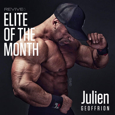 Julien Geoffrion - ELITE of the MONTH