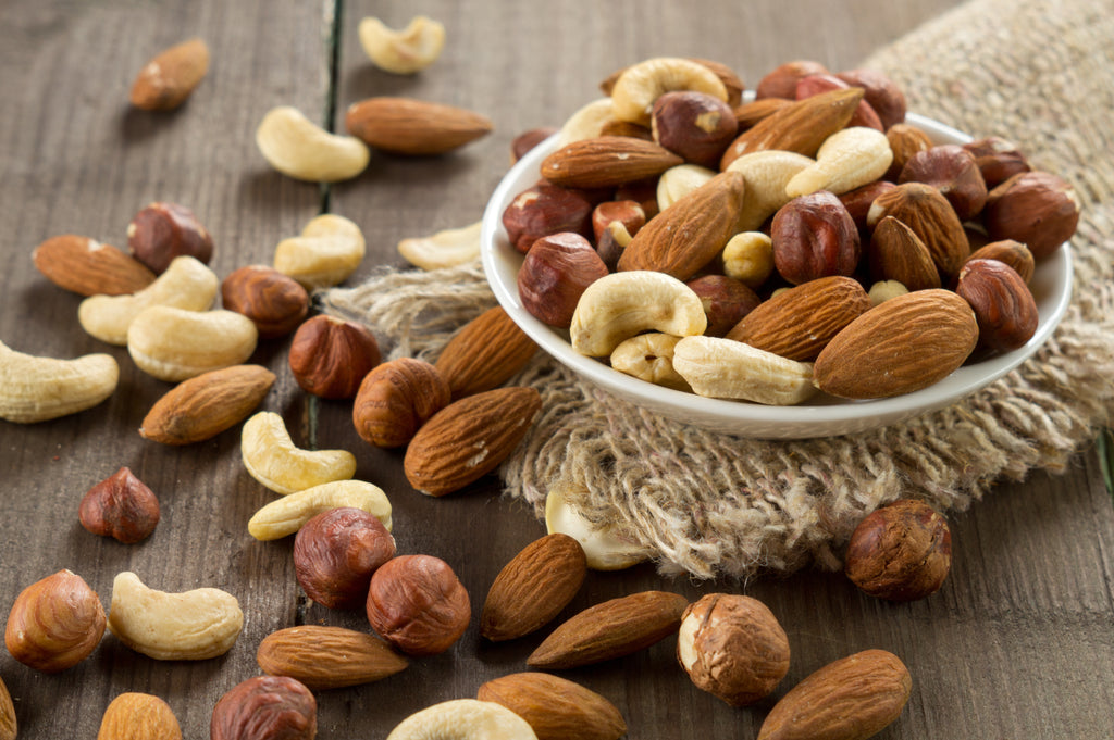 Nuts for Boosting Immune System
