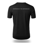 Experience the Difference Shirt in Black Back