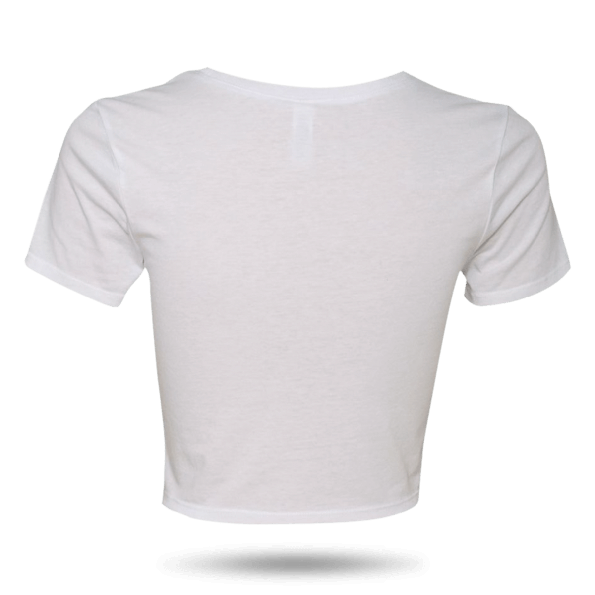 Revive Crop Top (White)