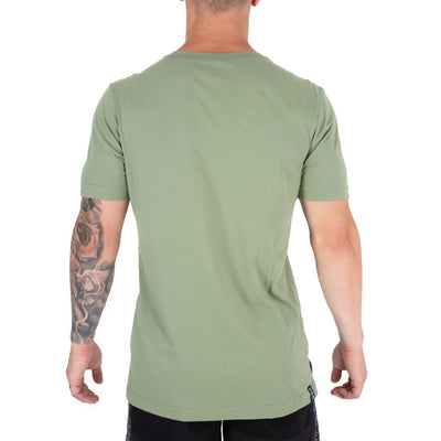 Organic Cotton Training Tee - Fern Green