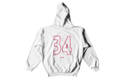 HOODIE 'NOT JUST A NUMBER' WIT