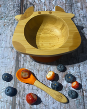 Load image into Gallery viewer, Bamboo Baby & Toddler Bowl