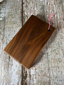 American Black Walnut serving board