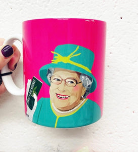 The Queen & Gin