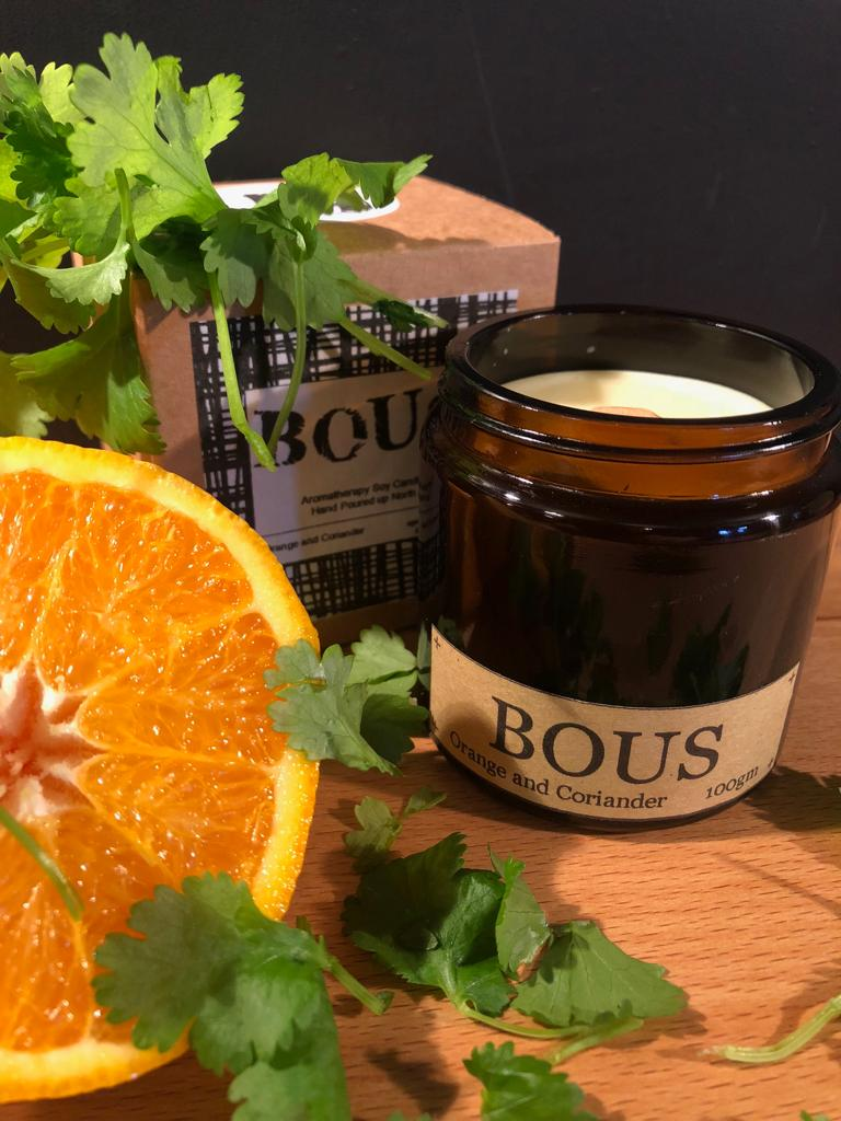 Bous Orange & Coriander