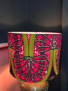 Hand Rolled Lampshade