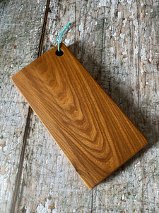 Sapelle serving board