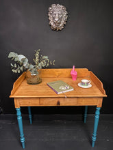 Load image into Gallery viewer, Tantalising Teal Washstand