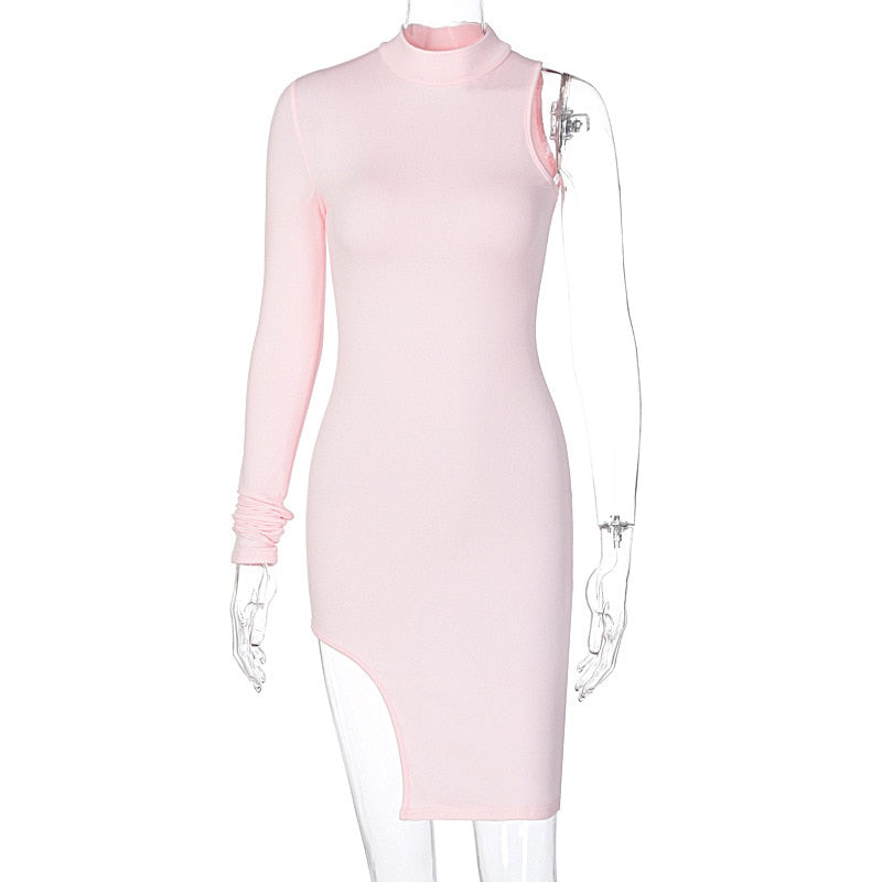 Miss Allure Dress (Pink)