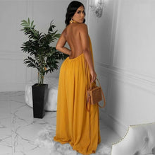 Load image into Gallery viewer, Radiance Jumpsuit (Mustard)