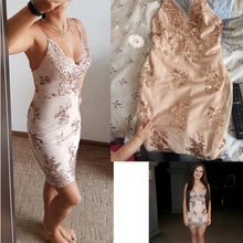 Load image into Gallery viewer, Evening Luxury Dress