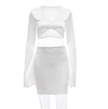 Load image into Gallery viewer, Allure Skirt Set