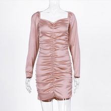 Load image into Gallery viewer, Princess Ruched Dress