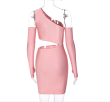 Load image into Gallery viewer, Athena Dress (Pink)
