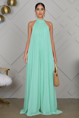 Radiance Jumpsuit (Mint Green))