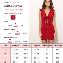 Load image into Gallery viewer, Red Tie Dress $2,000 - rome-fashion-house