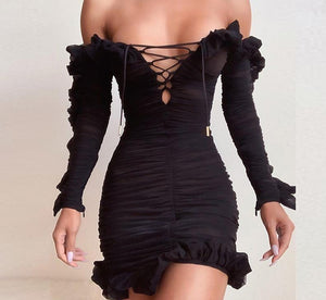 Marianna Laced Dress
