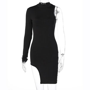 Miss Allure Dress (Black)