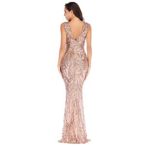 Alexandria Gown (Gold)