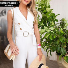 Load image into Gallery viewer, Abigail Jumpsuit $4,000 - rome-fashion-house