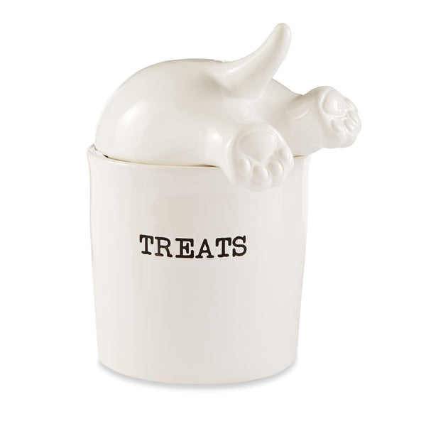 Dog Treat Canister
