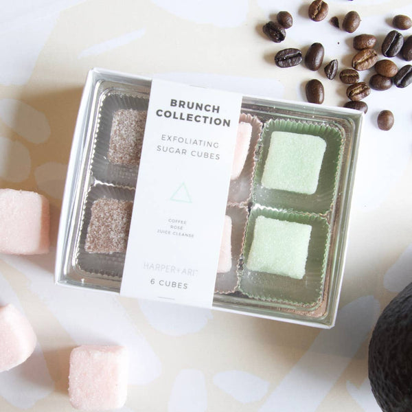 Brunch Collection Exfoliating Sugar Cubes
