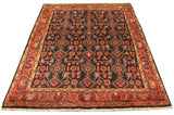"22088 - Hamadan Hand-Knotted/Handmade Persian Rug/Carpet Traditional Authentic/Size 6'9"" x 4'6"""