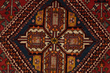 22340 - Meymeh Hand-Knotted/Handmade Persian Rug/Carpet Tribal/Nomadic Authentic
