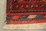 22441 - Khal Mohammad Hand-Knotted/Handmade Afghan Rug/Carpet/Nomadic Authentic