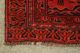 22282 -Royal Khal Mohammad Hand-Knotted/Handmade Afghan Rug/Carpet Traditional Authentic