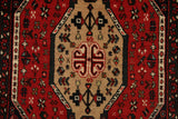 22098 - Abadeh Hand-Knotted/Handmade Persian Rug/Carpet Authentic