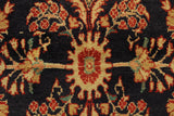 22203 - Hamadan Hand-Knotted/Handmade Persian Rug/Carpet Traditional Authentic
