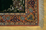 15028-Isfahan Hand-Knotted/Handmade Persian Rug/Carpet Traditional Authentic