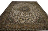 19451 - Tabriz Handmade/Hand-Knotted Persian Rug/Carpet Authentic