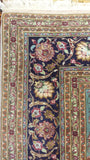 "20881-Tabriz Hand-Knotted/Handmade Persian Rug/Carpet Traditional Authentic9'8"" x 6'3"""