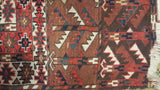 15150-Hatchlu Handmade/Hand-Knotted Pakistan Rug/Carpet Tribal/Nomadic Authentic