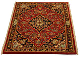 22232 - Kashan Handmade/Hand-Knotted Persian Rug/Carpet Authentic