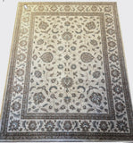 21071-Chobi Ziegler Hand-knotted/Handmade Afghan Rug/Carpet Traditional Authentic