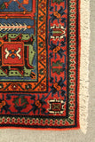 22339 - Meymeh Hand-Knotted/Handmade Persian Rug/Carpet Tribal/Nomadic Authentic