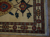 15378-Lori Gabbeh Hand-Knotted/Handmade Persian Rug/Carpet Traditional Authentic