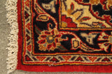22223 - Kashan Handmade/Hand-Knotted Persian Rug/Carpet Authentic