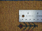 15083-Lori Gabbeh Hand-Knotted/Handmade Persian Rug/Carpet Tribal/Nomadic Authentic